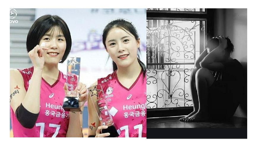 South Korean volleyball twin sisters suspended after bullying pasts emerge