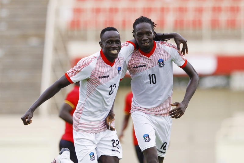 South Sudan claim famous victory over Uganda in AFCON 2021 qualifiers