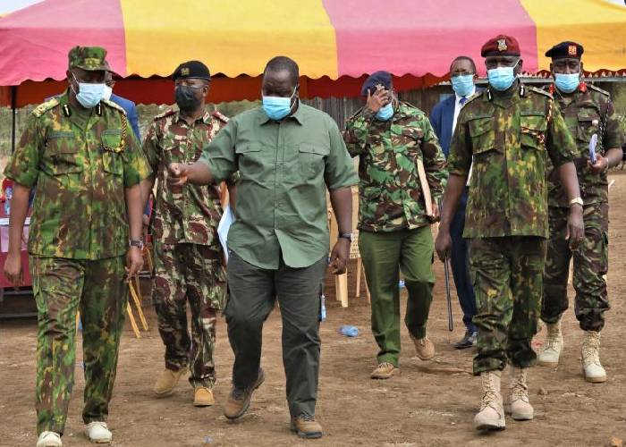 State declares dusk to dawn curfew in troubled Laikipia Conservancy