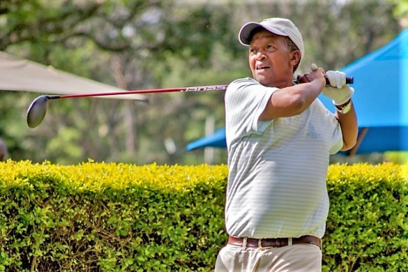Steve Gitau flies away to victory in Muthaiga