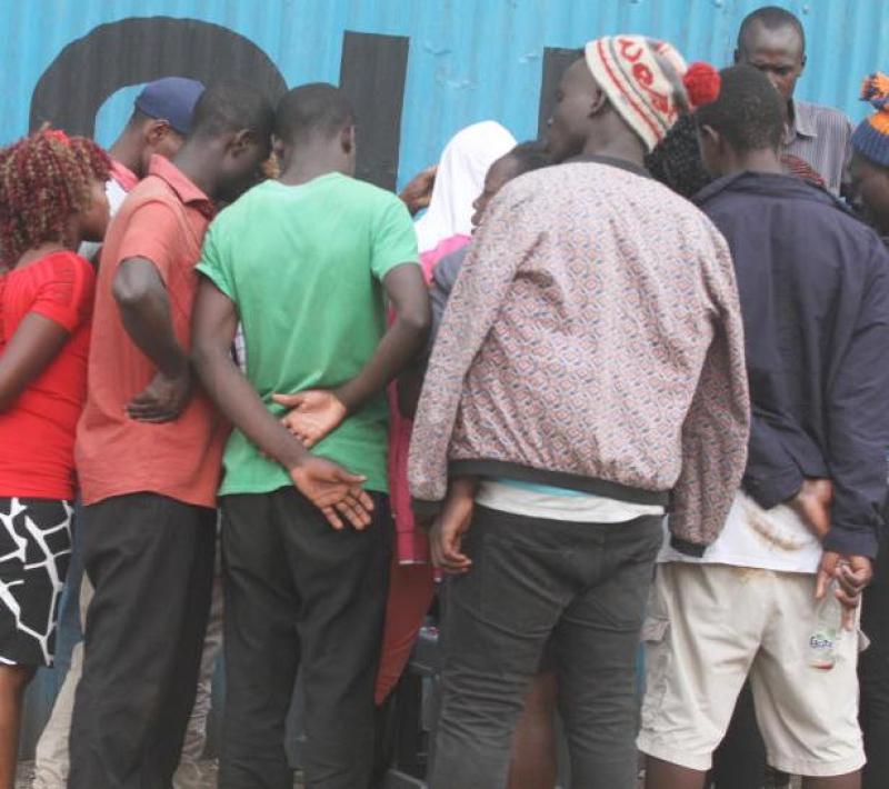 Street gamblers using juju power to trap curious customers