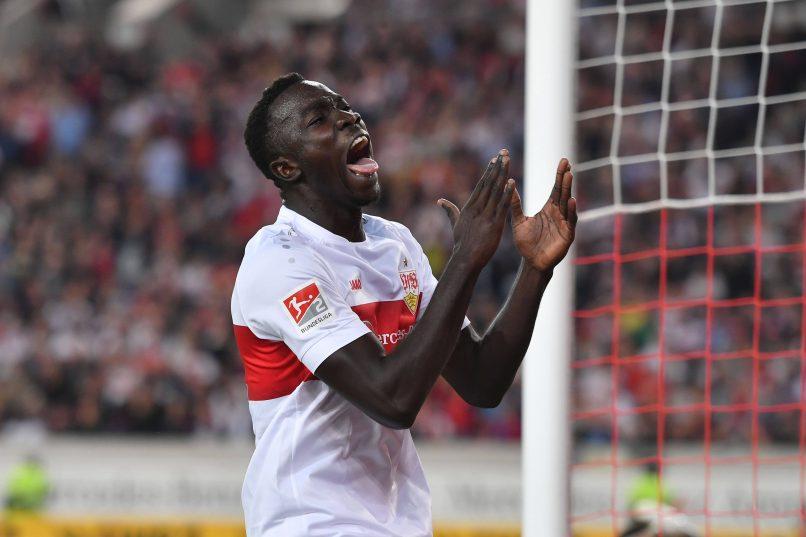Stuttgart's Mvumpa banned for three months after playing under false identity