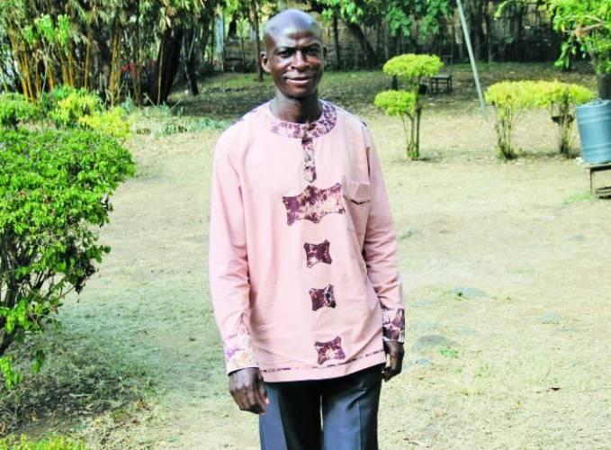 Teacher: I will be Kenya's next president