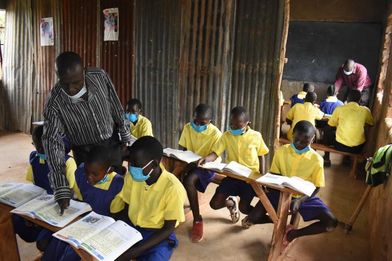 Teachers' top 10 fears as schools open