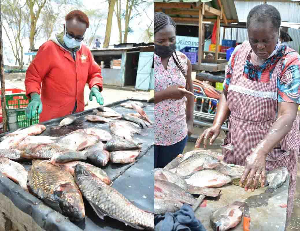 Team wants fishermen in Lake Naivasha reduced