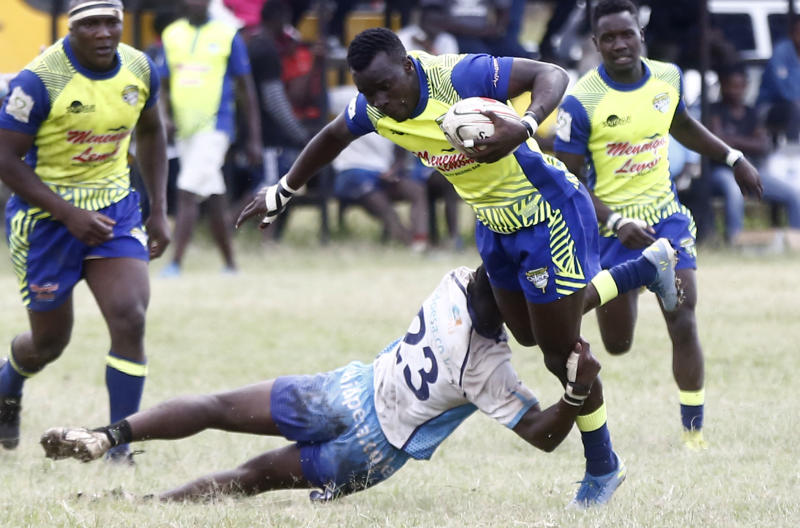 The framework that keeps Menengai Oilers punching above their weight