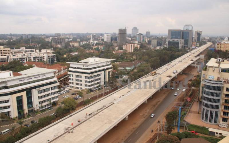 The making of Kenya's most expensive roads