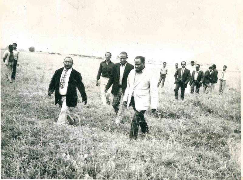 The origin of the land mess at Embakasi company