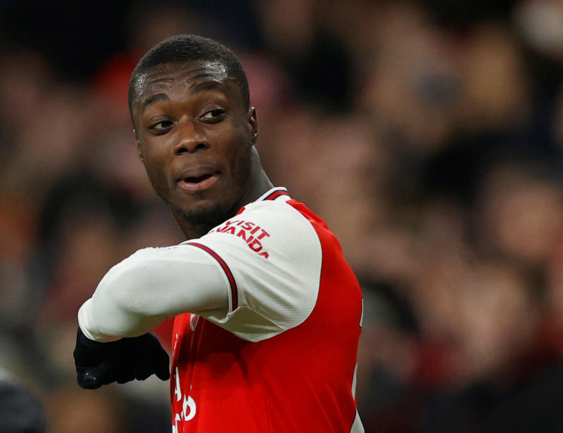 There are problems at Arsenal – Sh11 billion attacker Pepe confesses