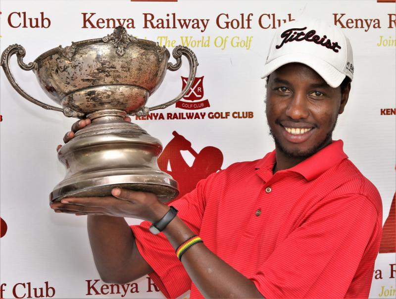 Timely win leaves Lejirma with a smile