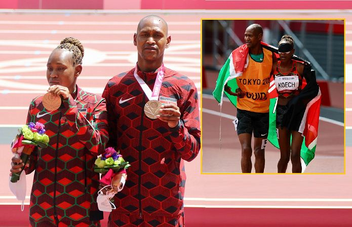 Paralympic Games: Adorable Chela delivers precious bronze medal as Sang's appeal goes through