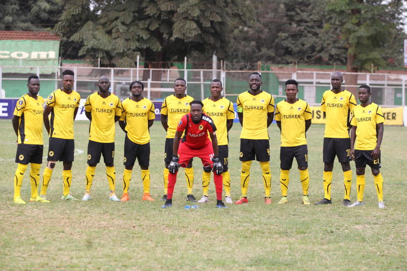 Transfer News: Champions Tusker release 11-players