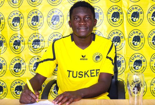 Transfer News: Osok joins Tusker from Zambian side Kitwe United