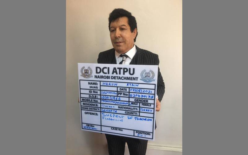 Turkish national, Harun Aydin to be arraigned on Monday