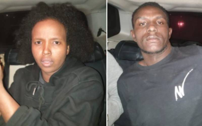 Two suspects arraigned over kidnap of Kamukunji businesswoman Hafsa Mohamed