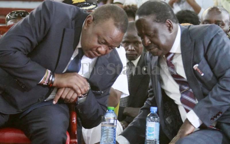 Uhuru drops erstwhile loyalists as Raila joins kitchen cabinet