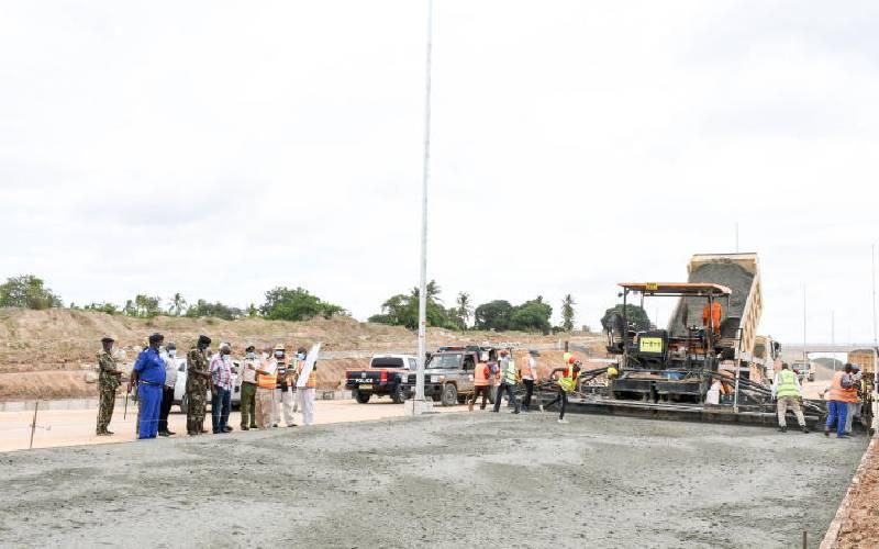 Uhuru's Sh1.4tr legacy projects to rejuvenate Coast economy