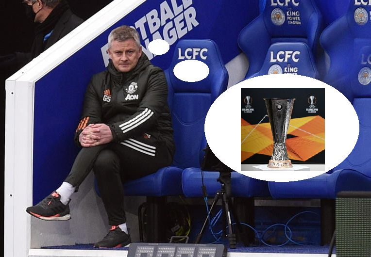 United's Solskjaer now banking on Europa League to end trophy drought