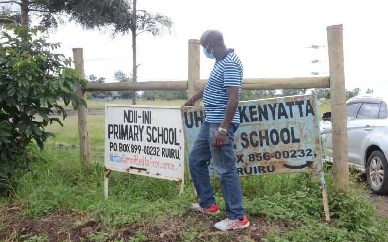 Uproar over plot to move public schools