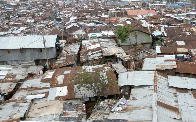 Urban slum dwellers deserve basic income