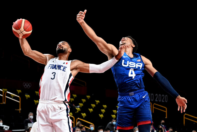 US men suffer first Olympic basketball loss since 2004, beaten by France in opener at Tokyo Games
