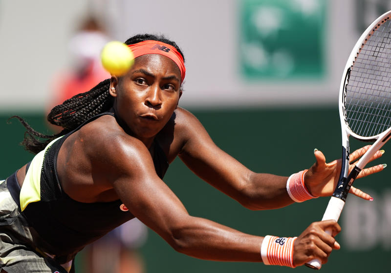 US tennis star Coco Gauff withdraws from Olympics after testing positive for Covid-19