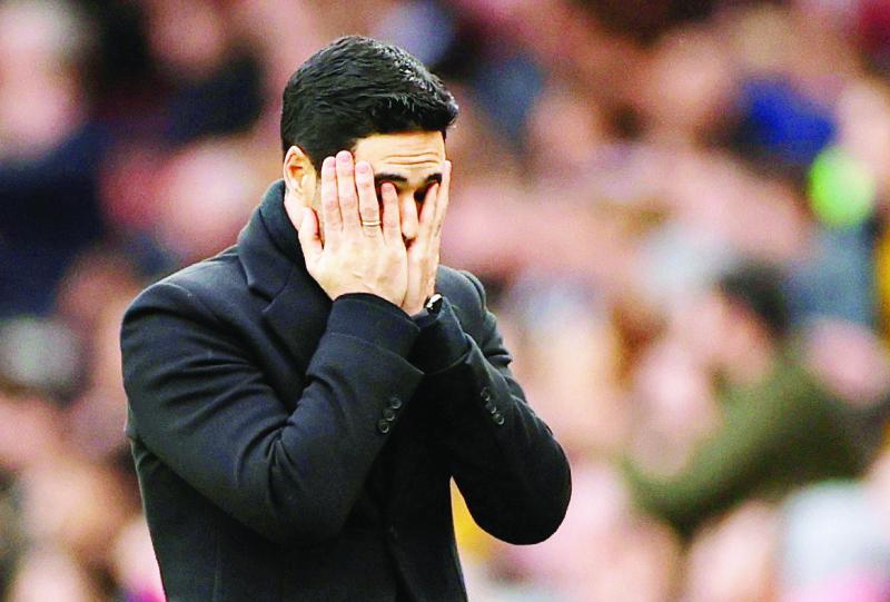Van Persie accuses Arteta of failing to address key Arsenal weakness