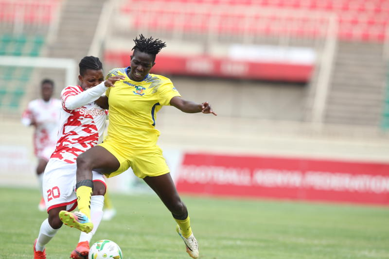 Vihiga Queens cage Simba to reach Champions League qualifiers finals