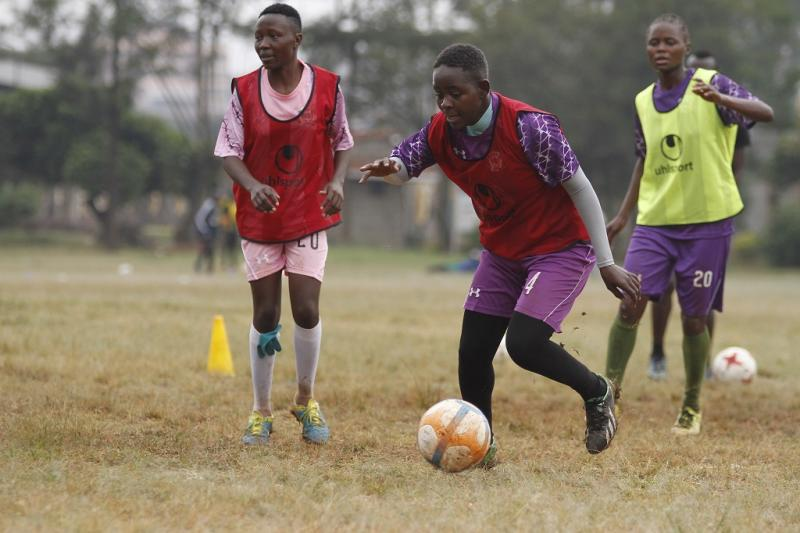 Vihiga upbeat of qualifying for Caf Women Champions League