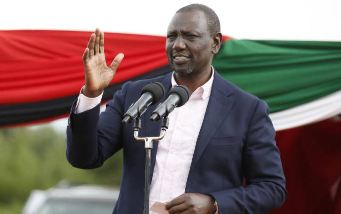Viral DP Ruto's impeachment motion fake, says House Clerk