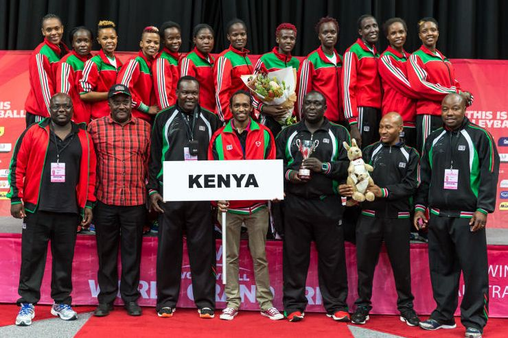 Volleyball: How Malkia Strikers stars are putting in the shift to prolong their careers