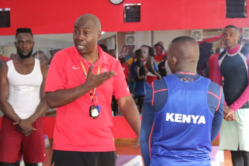 We are set for World Boxing Championships says head coach Musa Benjamin