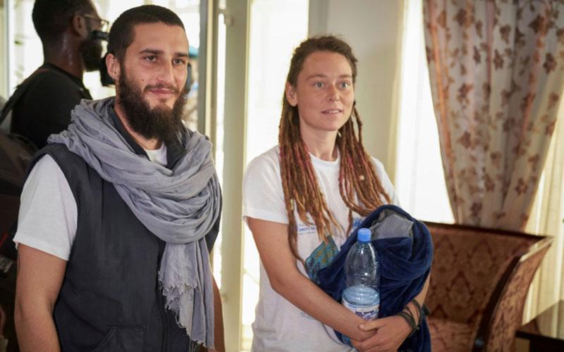 Western couple seized in Burkina Faso two years ago found in Mali