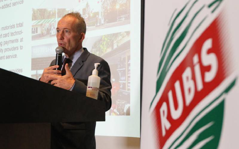What's in a name? Why Rubis is ditching Kobil and Gulf brands