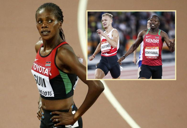 Who will fit into Rudisha's shoes?
