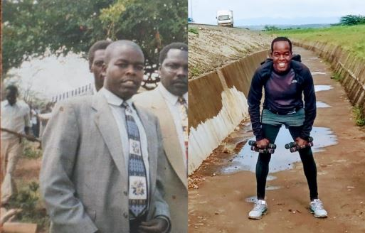 Why 53-year-old man has to run 400km per month  - The touching story of Kiplagat Chebii