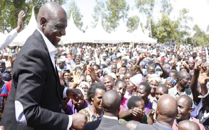 Why allies and critics monitor Ruto's every step and word