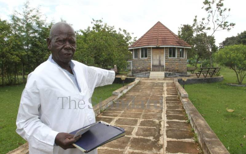 Why Dini ya Msambwa founder's grave inspires politicians