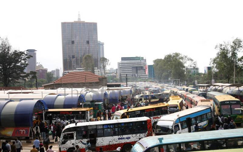 Why matatu Saccos are fighting to control city