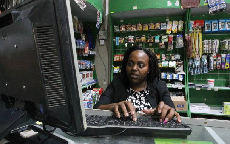 With just Sh140,000, trainee staff breathes life into ailing Tuskys