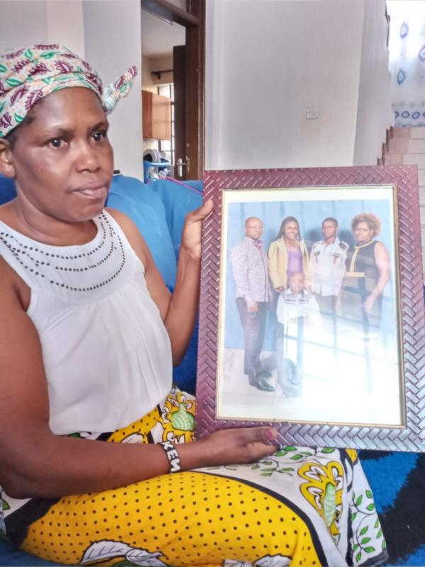 Five years later, woman still seeking justice for murdered husband