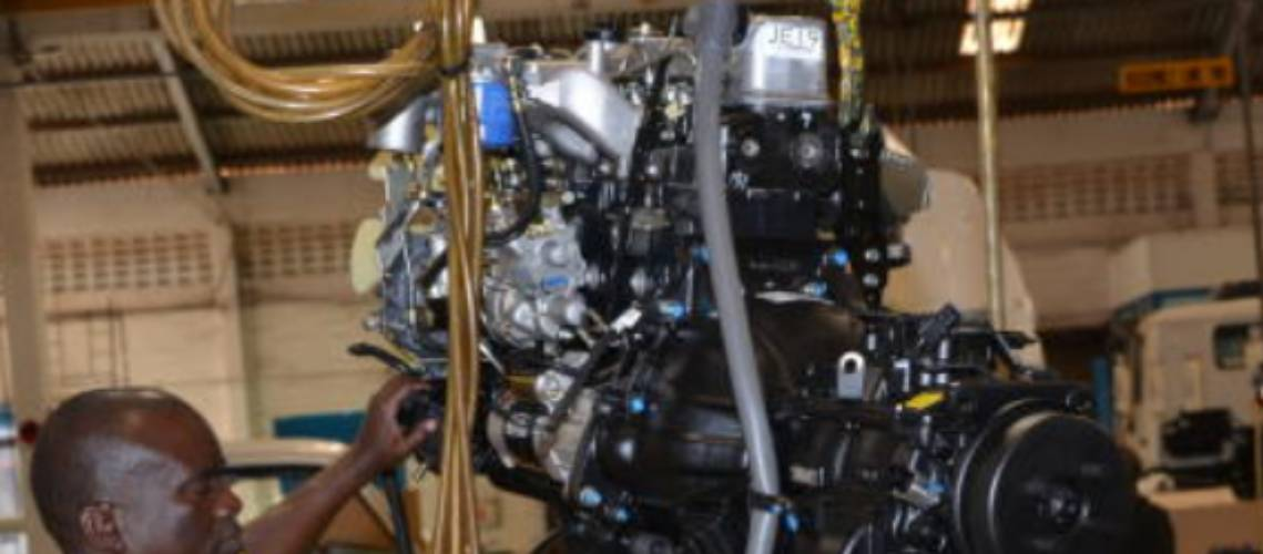 Workers at Thika auto plant get better terms