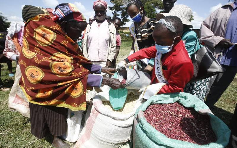 World facing worst hunger, WFP warns