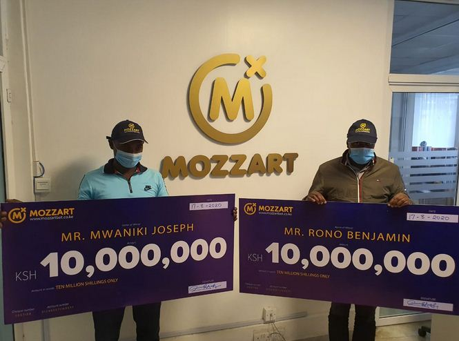 Wow! Sh20,000,000 gone just like that!