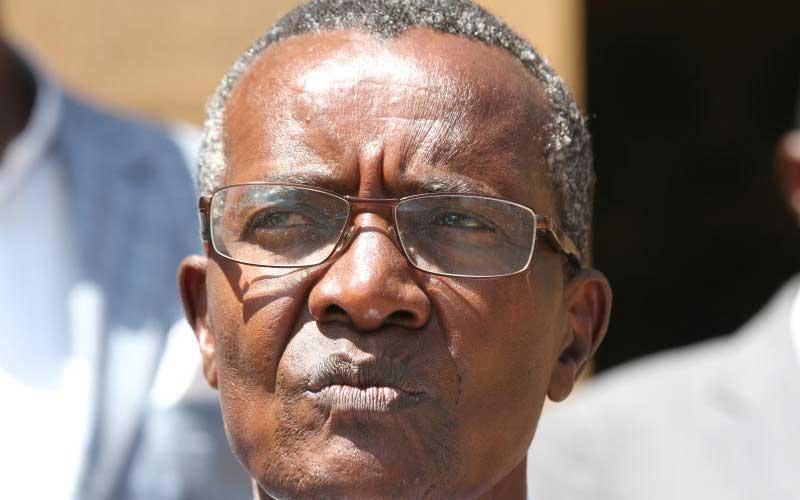 Year Maraga took the Executive, MPs head-on