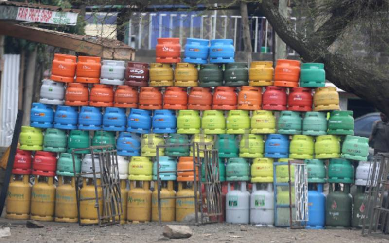 You can now easily exchange your gas cylinder