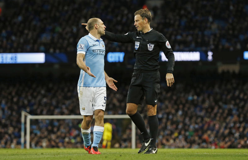 Zabaleta says his last game in Premier League may be in empty stadiums
