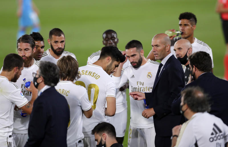 Zidane demands more respect after Real Madrid's latest win
