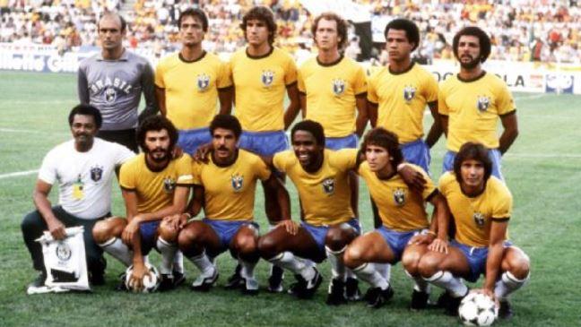 1982 Brazil team reunite to help fight coronavirus
