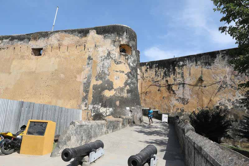 Did siege on Fort Jesus save Kenya from becoming a Portuguese colony?